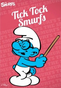 The Smurfs: Season 4 - Tick Tock Smurfs DVD - 04229 DVDI