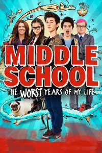 Middle School: The Worst Years of My Life DVD - 04236 DVDI