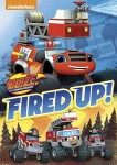 Blaze & The Monster Machines: Fired Up! DVD - EU141758 DVDP