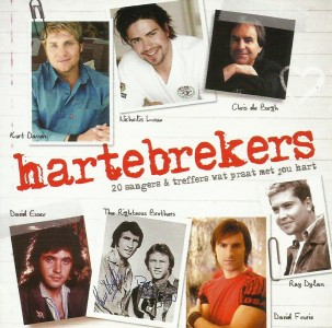 Hartebrekers CD - SELBCD619