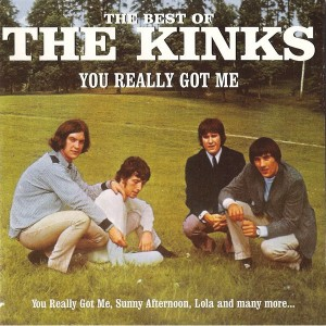 The Kinks - You Really Got Me - The Best Of CD - SELCD560