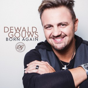Dewald Gouws - Born Again CD - CDSEL0240
