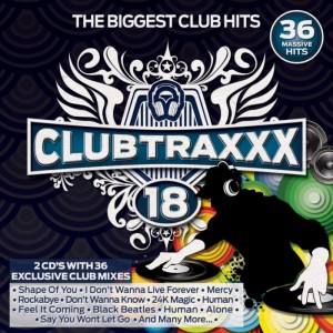 Club Traxxx 18 CD - CSRCD408