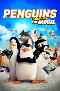 Penguins of Madagascar DVD+Blu-Ray - 90528 BDF