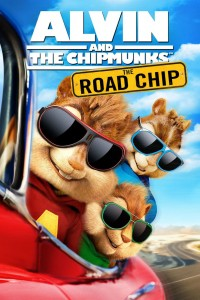 Alvin and the Chipmunks: The Road Chip DVD+Blu-Ray - 90501 BDF