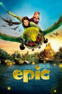 Epic DVD+Blu-Ray - 90503 BDF