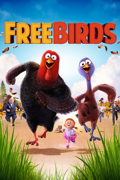 Free Birds DVD+Blu-Ray - 90504 BDI