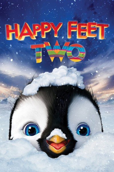 Happy Feet Two DVD+Blu-Ray - 90505 BDW