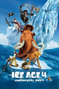 Ice Age: Continental Drift DVD+Blu-Ray - 90510 BDF