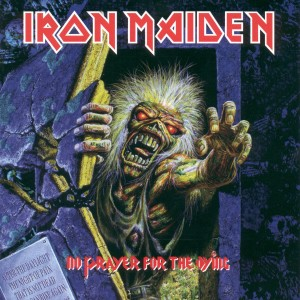 Iron Maiden - No Prayer For The Dying (2017 Reissue) VINYL - 9029585235