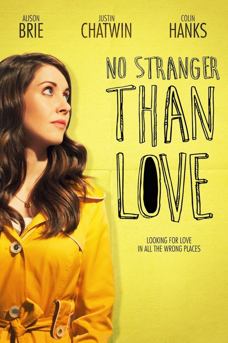 No Stranger Than Love DVD - ARCDVD 006