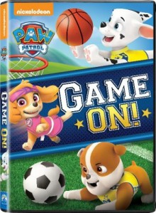 Paw Patrol: Game On DVD - EU146949 DVDP