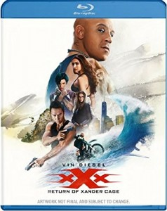 xXx: Return of Xander Cage Blu-Ray - WS147559 BDP