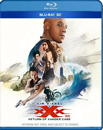 xXx: Return of Xander Cage 3D Blu-Ray - WS146420 BDP