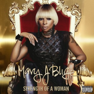 Mary J. Blige - Strength of a Woman CD - 06025 5726148