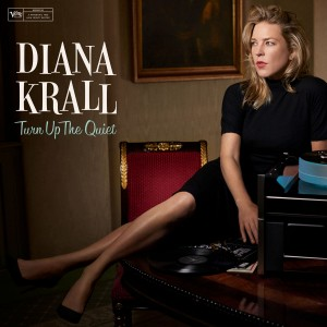 Diana Krall - Turn Up the Quiet CD - 06025 5735217