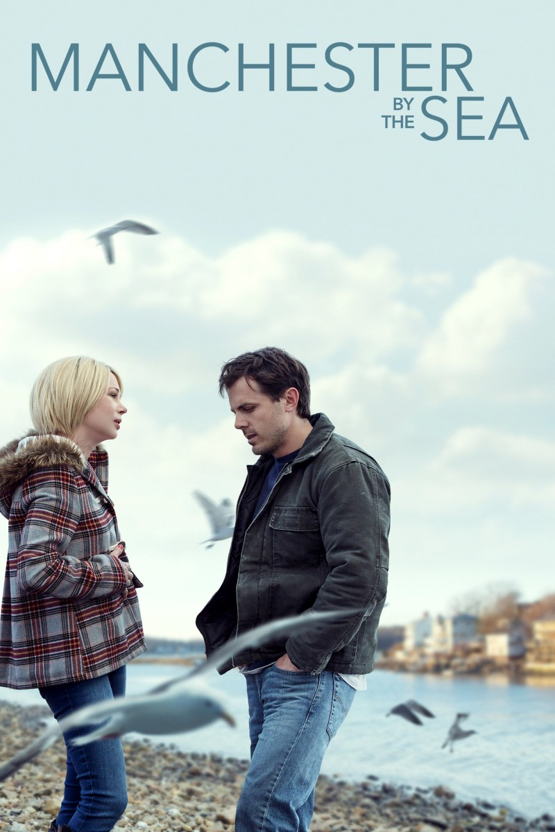 Manchester by the Sea DVD - 10227483