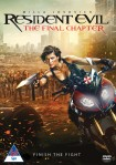 Resident Evil: The Final Chapter DVD - 10227470