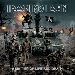 Iron Maiden - A Matter Of Life And Death (2017 Reissue) VINYL - 9029585195