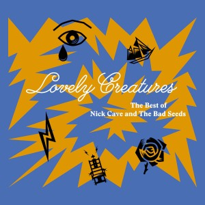 Nick Cave & The Bad Seeds - Lovely Creatures - The Best of Nick Cave and the Bad Seeds (1984-2014) [Deluxe Edition] CD+DVD - CDSEEDSX15