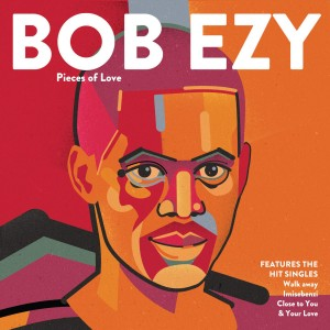 Bob Ezy - Pieces of Love CD - GS170503