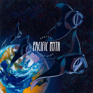 Protest The Hero - Pacific Myth CD - 08880 7201745