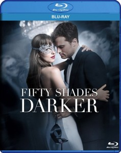 Fifty Shades Darker Blu-Ray - BDU 574101