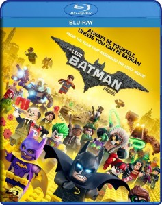 The Lego Batman Movie Blu-Ray - Y34585 BDW