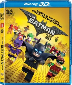 The Lego Batman Movie 3D Blu-Ray - Y34643 BDW