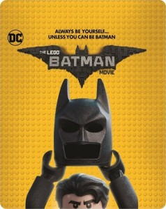The Lego Batman Movie (Steelbook) 3D Blu-Ray+Blu-Ray - Y34586/1 BDW