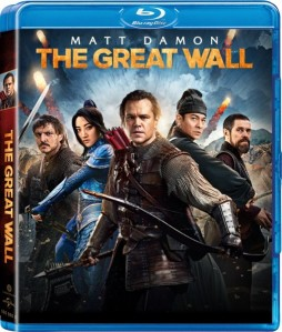 The Great Wall Blu-Ray - BDU 578691
