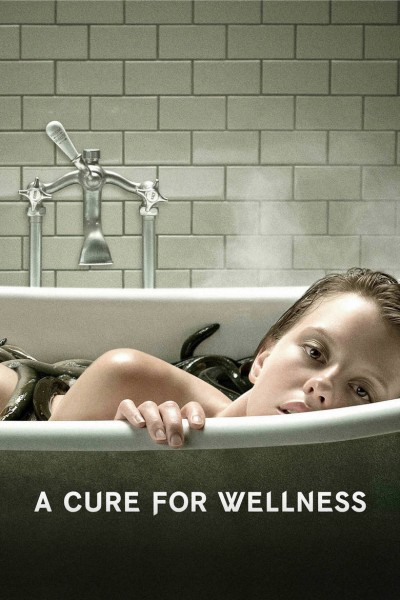 A Cure for Wellness DVD - 67061 DVDF