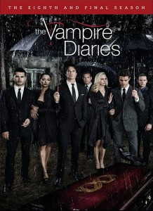 The Vampire Diaries: Season 8 DVD - Y34641 DVDW