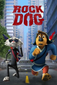 Rock Dog DVD - BSF 151