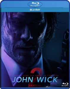 John Wick: Chapter 2 Blu-Ray - 10227544
