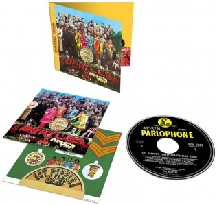 The Beatles - Sgt. Pepper's Lonely Hearts Club Band (2017 Anniversary Edition) CD - 06025 5745530
