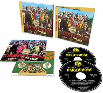 The Beatles - Sgt. Pepper's Lonely Hearts Club Band - Limited Edition (2017 Anniversary Edition) CD - 06025 5745536