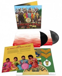 The Beatles - Sgt. Pepper's Lonely Hearts Club Band (2017 Anniversary Edition) VINYL - 06025 5745534
