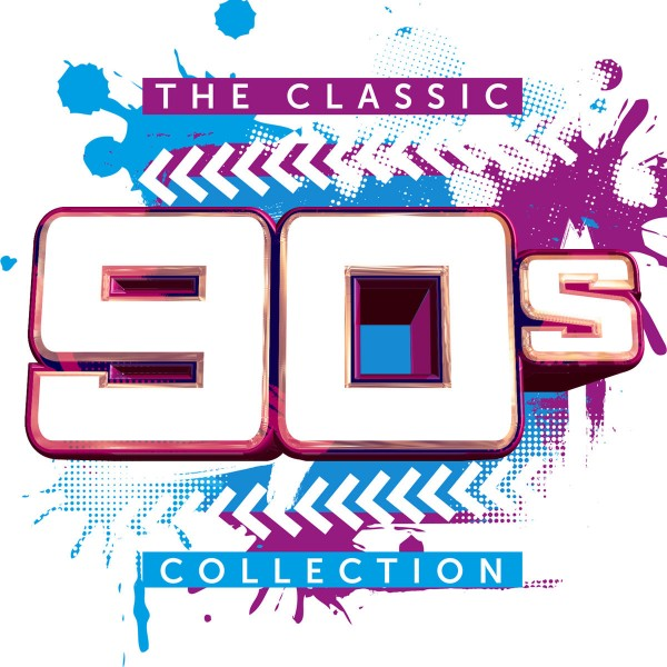 The Classic 90's Collection CD - CDBSP3375