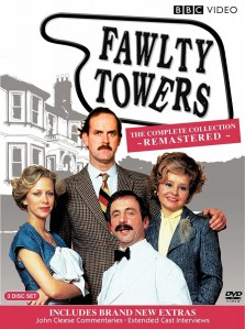 Fawlty Towers: : The Complete Collection Remastered DVD - LBBCDVD2795