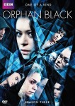 Orphan Black: Season 3 DVD - LBBCDVD4050