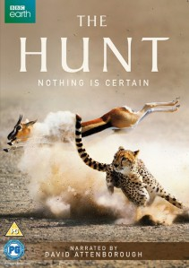 The Hunt DVD - LBBCDVD4060
