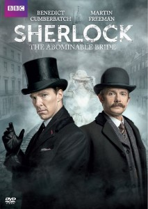 Sherlock: The Abominable Bride DVD - LBBCDVD4073