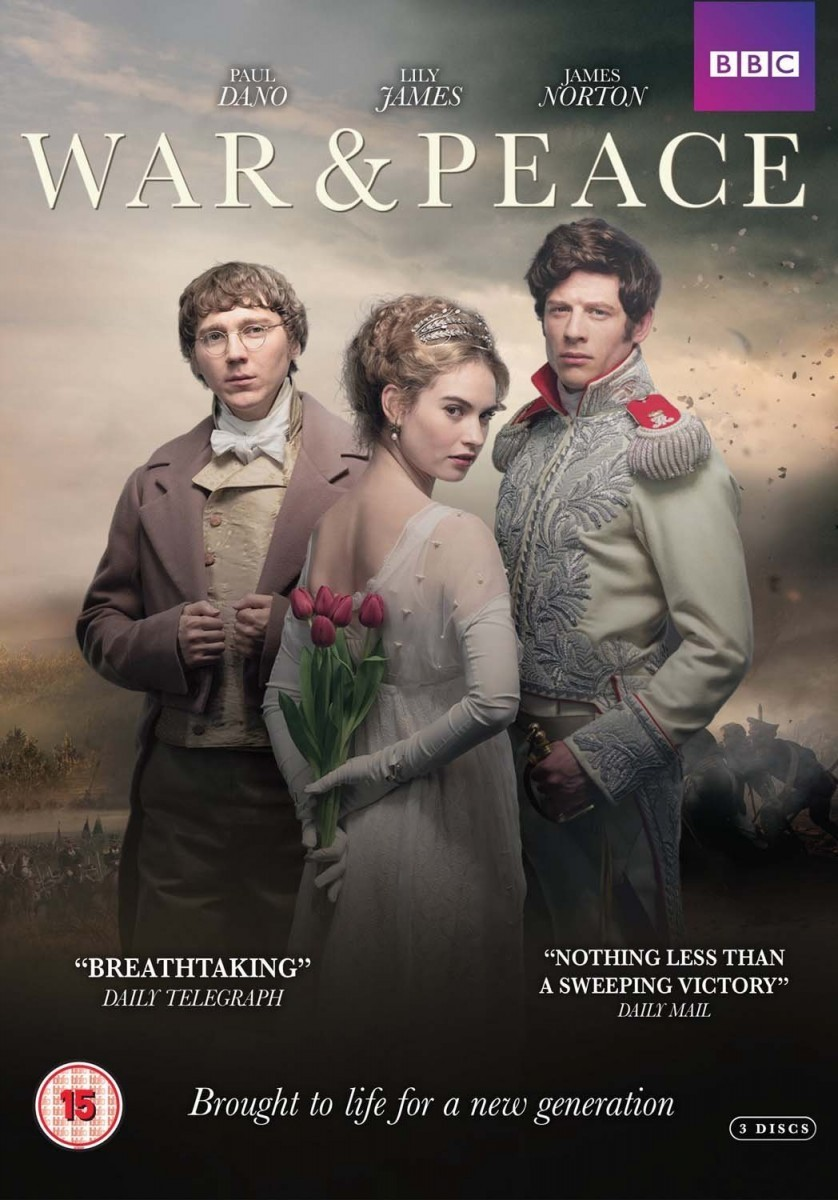 War and Peace DVD - LBBCDVD4074