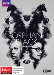 Orphan Black: Season 4 DVD - LBBCDVD4122