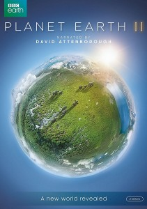 Planet Earth II DVD - LBBCDVD4159