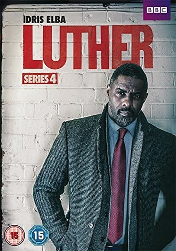 Luther: Series 4 DVD - LBBCDVD4064