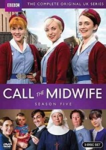 Call the Midwife: Series 5 DVD - LBBCDVD4102