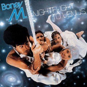 Boney M. - Nightflight to Venus VINYL - 88985409251