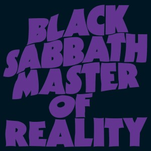 Black Sabbath - Master Of Reality VINYL - BMGRM055LP